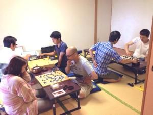碁会 2013-09-08